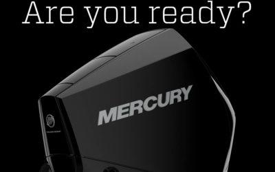 Novo motor Mercury 4.3l V8 Verado com 250HP