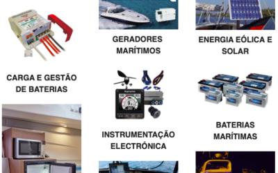 Electricidade e Electrónica a bordo