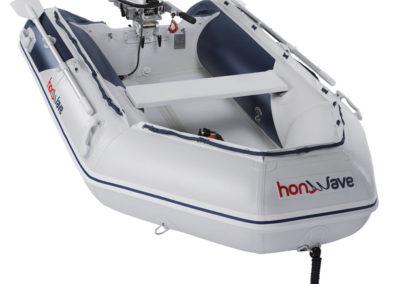 Pack Honwave T24IE + Motor Honda BF5