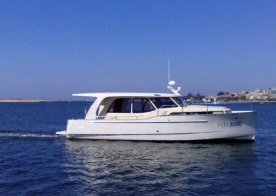 Greenline 33 – Tawny com VW Marine 175cv