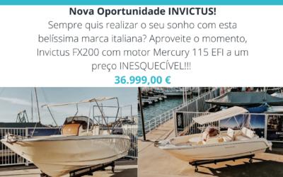 Nova Oportunidade INVICTUS! Preço Inesquecível!