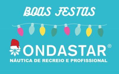 ONDASTAR – Boas Festas 2020