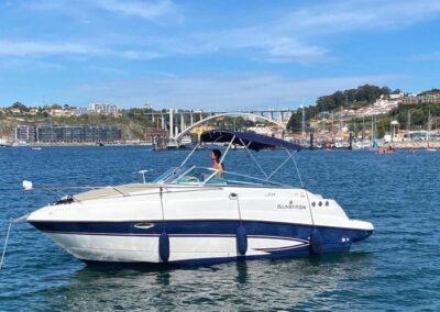Barco Glastron 259 GS