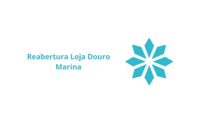 Reabertura Loja Douro Marina